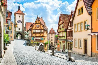 ทวีปยุโรป เยอรมัน ออสเตรีย เชค 8 วัน