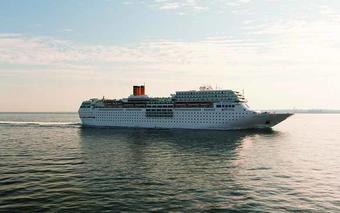 แพ็คเก็จทัวร์เรือสำราญ costa romantica 4-NIGHTS JAPAN & KOREA