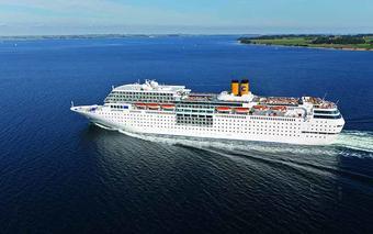 แพ็คเก็จทัวร์เรือสำราญ costa romantica JAPAN & KOREA FUKUOKA - MAIZURU/KYOTO - KANAZAWA - SAKAIMINATO - BUSAN-FUKUOKA