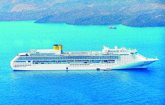 แพ็คเก็จทัวร์เรือสำราญ COSTA ROMANTICA JAPAN & KOREA TOKYO- KOBE - BUSAN - SASEBO - HOSOSHIMA