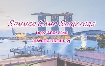 Summer Camp Singapore วันที่ 14-27 เมษายน 2562