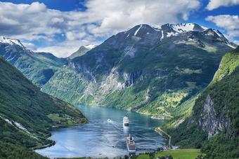 GRAND NORWAY 10 Days (WINTER)