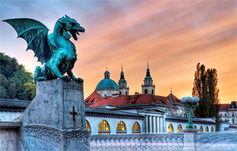 Austria Slovenia Italy