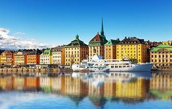 TRIPLE SCANDINAVIA สวีเดน-นอร์เวย์-เดนมาร์ก
