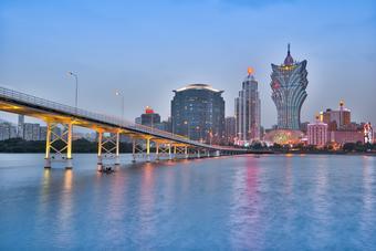 ฮ่องกง มาเก๊า จูไห่ เซินเจิ้น เฮงเฮง รวยรวย ข้ามสะพานข้ามทะเลที่ยาวที่สุดในโลก