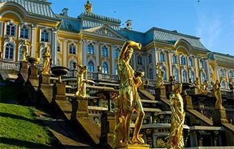 มหัศจรรย์ St.Petersburg  White Night