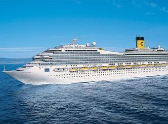 แพ็คเกจ ทัวร์ล่องเรือสำราญ COSTA FORTUNA (7DAYS 6NIGHTS)