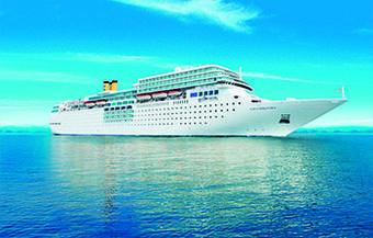 ทัวร์ล่องเรือสำราญ Costa neoRomantica โอซาก้า - ไมซูรุ - คานาซาวะ - ซาไกมินาโตะ - ปูซาน - ฟุกุโอกะ