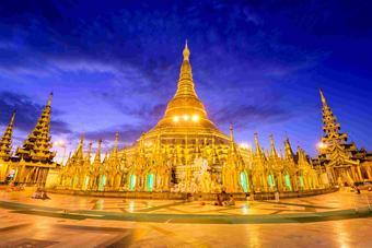 ทัวร์ พม่า ย่างกุ้ง บุญหล่นทับ ไหว้พระ เสริมบารมี 2 วัน 1 คืน