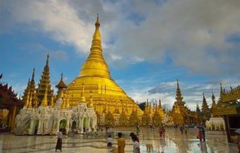 ทัวร์พม่า พม่า วันเดียวก็เที่ยวได้ 1 วัน โดยนกแอร์