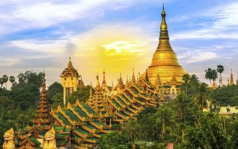 ทัวร์พม่า EASY MYANMAR อิ่มบุญ 3วัน 2คืน