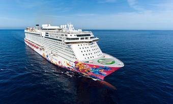 ทัวร์ล่องเรือสำราญ Genting Dream (Songkran on the Cruise Vol.1)