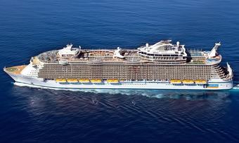 ทัวร์ล่องเรือสำราญ OVATOIN OF THE SEAS เส้นทางอลาสก้า