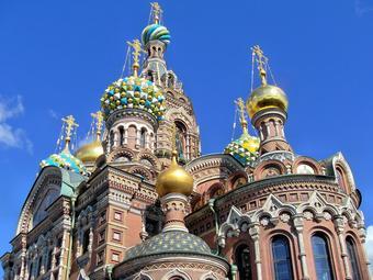 ทัวร์รัสเซีย มอสโคว์ เซนต์ปีเตอร์เบิร์ก 7วัน4คืน By TK