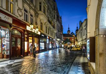 ทัวร์ออสเตรีย เช็ก โปแลนด์ สโลวาเกีย ฮังการี 9วัน6คืน By TK