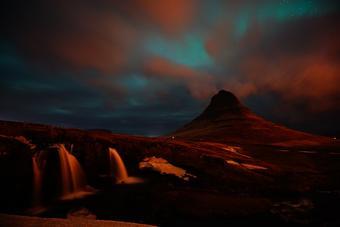 ทัวร์ไอซ์แลนด์ ล่าแสงเหนือ 8D5N By AY