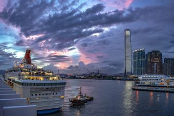 ทัวร์ฮ่องกง นองปิง ดิสนีย์แลนด์ 3วัน2คืน By CX