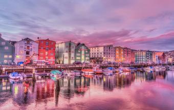 ทัวร์สแกนดิเนเวีย สวีเดน นอร์เวย์ เดนมาร์ก 10D7N By TG