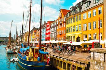 ทัวร์สแกนดิเนเวีย นอร์เวย์ สวีเดน เดนมาร์ก 10D7N EK