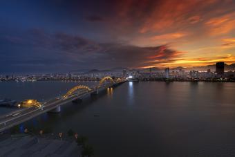 ทัวร์เวียดนาม ดานัง ฮอยอัน 3วัน2คืน VZ