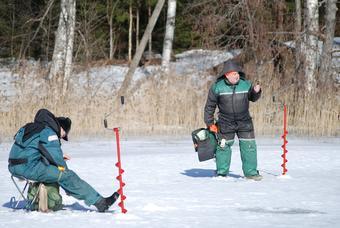 ทัวร์เกาหลี โซล ตกปลาน้ำแข็ง 5วัน3วัน By XJ