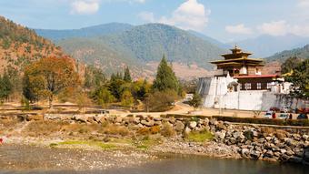 ทัวร์ภูฏาน พาโร ทิมพู ปูนาคา 5วัน4คืน By B3