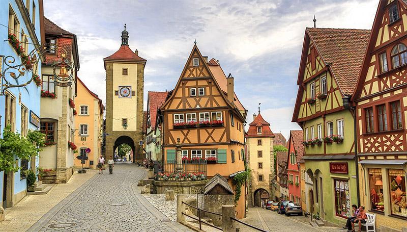 ทัวร์ยุโรป เยอรมัน เช็ค ออสเตรีย 7วัน 4คืน Eastern Europe 3 Countries