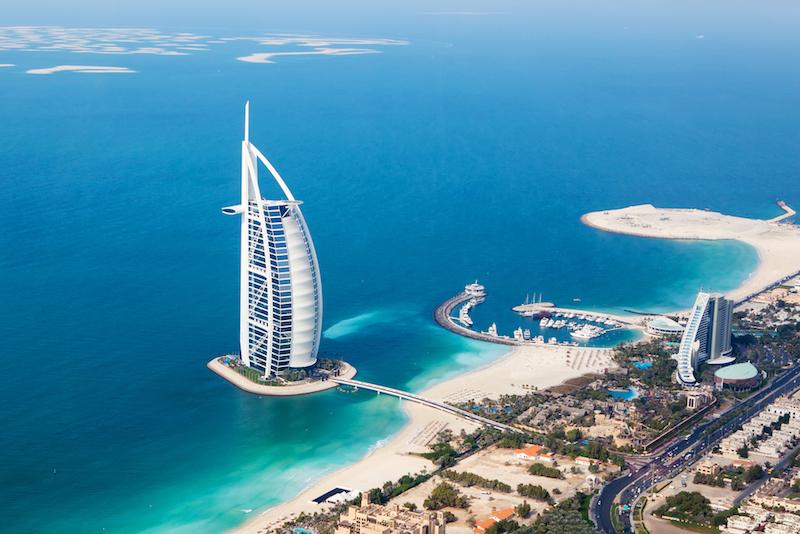 ทัวร์ดูไบ มหัศจรรย์ DUBAI 5วัน3คืน