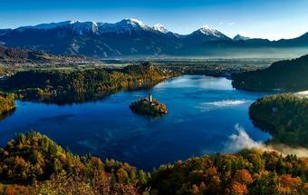 ทัวร์บอสเนีย โครเอเชีย สโลวีเนีย 8วัน5คืน By TK