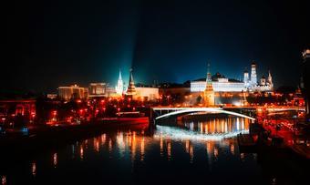ทัวร์รัสเซีย มอสโคว์ เซนต์ปีเตอร์เบิร์ก AMAZING MOSCOW ST.PETER 7วัน4คืน By TK
