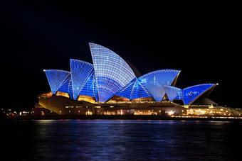 ทัวร์ออสเตรเลีย ซิดนีย์ เมลเบิรน์ POPULAR TOUR 6วัน4คืน By TG