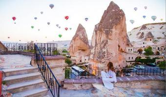 ทัวร์ตุรกี อิสตันบูล คัปปาโดเกีย ปามุคคาเล่ Fantastic memories made in Turkey 8วัน6คืน By PS