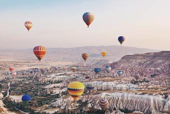 ทัวร์ตุรกี Fantastic memories made in Turkey 8D6N by PS