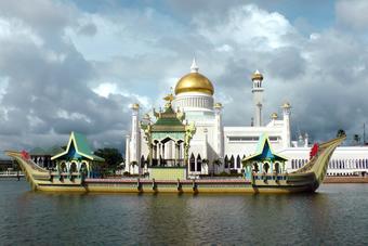 ทัวร์บรูไน Brunei The Golden Legacy 3วัน2คืน By BI
