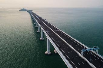 ทัวร์ฮ่องกง ไหว้พระ ฮ่องกง มาเก๊า สะพานนี้ข้ามแล้วรวย