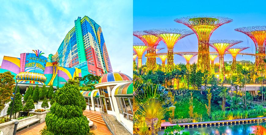 ทัร์สิงคโปร์ มาเลเซีย SUPERB DUO PLUS  MALAYSIA SINGAPORE