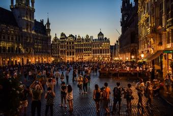 ทัวร์เบลเยียม เนเธอร์แลนด์ Tulip World Heritage Belgium-Netherland