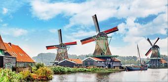 ทัวร์เนเธอแลนด์ เยอรมัน ลักเซมเบอร์ก เบลเยียม Circle Benelux