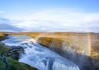 ทัวร์แกรนด์ไอซ์แลนด์(ล่าแสงเหนือ)