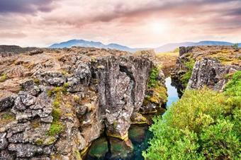 ทัวร์ไอซ์แลนด์ FIN จัด