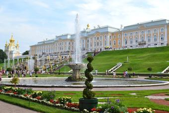 ทัวร์รัสเซีย มอสโคว์ เซ็นต์ปีเตอร์สเบิร์ก CIRCUS LET IT SPRING RUSSIA-A MOSCOW ST.PETER 6วัน4คืน By KC