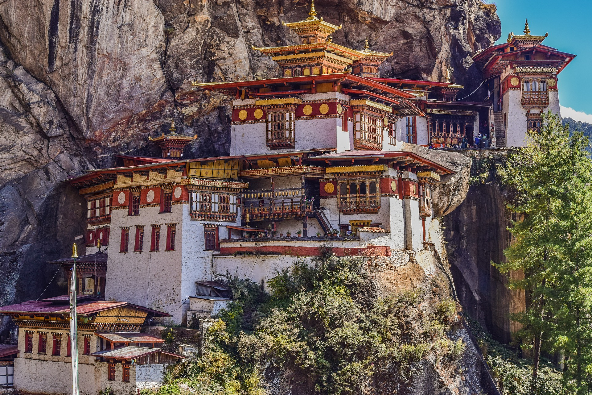 ทัวร์ภูฏาน ทิมพู พูนาคา พาโร