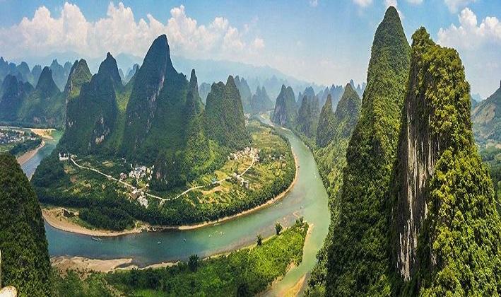ทัวร์จีน กุ้ยหลิน หยางซั่ว เลสโก เขางวงช้าง