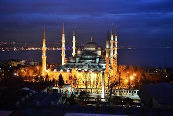 ทัวร์ตุรกี อิสตันบูล คัปปาโดเกีย ปามุคคาเล่ Amazing Istanbul 8 วัน 6 คืน