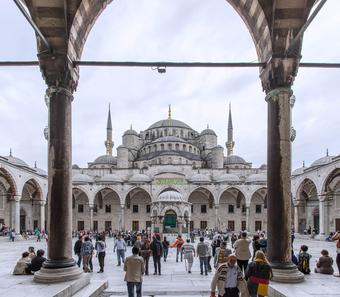 ทัวร์ตุรกี ป๊อปปูล่า Popular Turkey 9 วัน 6 คืน