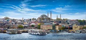 ทัวร์ตุรกี เลสโก สาวน้อยกุหลาบแดง Let's go Turkey 9 วัน 6 คืน
