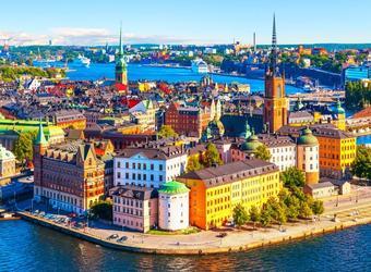 ทัวร์สแกนดิเนเวีย นอร์เว เดนมาร์ค สวีเดน ฟินแลนด์ 12 วัน พระอาทิตย์เที่ยงคืน