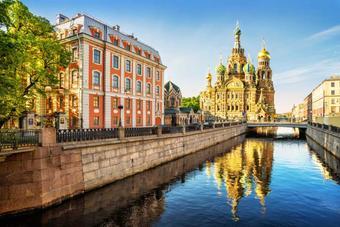 ทัวร์รัสเซีย มอสโคว เซนต์ปีเตอร์สเบิร์ก CLASSIC RUSSIA 7 วัน 5 คืน