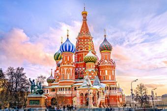 ทัวร์รัสเซีย มอสโคว์ ซาร์กอร์ส ปีเตอร์สเบิร์ก 8 วัน 5 คืน