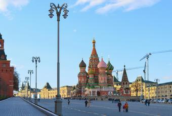 ทัวร์รัสเซีย มอสโคว์ ซากอร์ส นิวเยรูซาเรม เลสโก ช็อคโกแลตปั่น 6 วัน 3 คืน